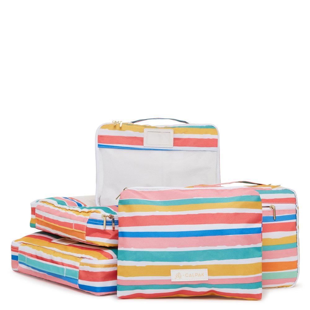 Oh Joy! x CALPAK Packing Cubes - Stripe