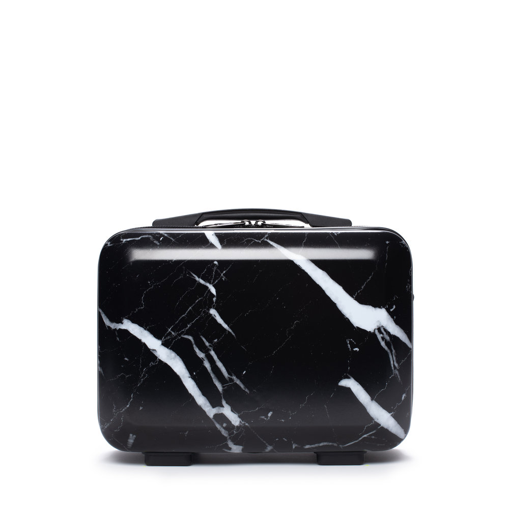 Vanity Case - Midnight Marble
