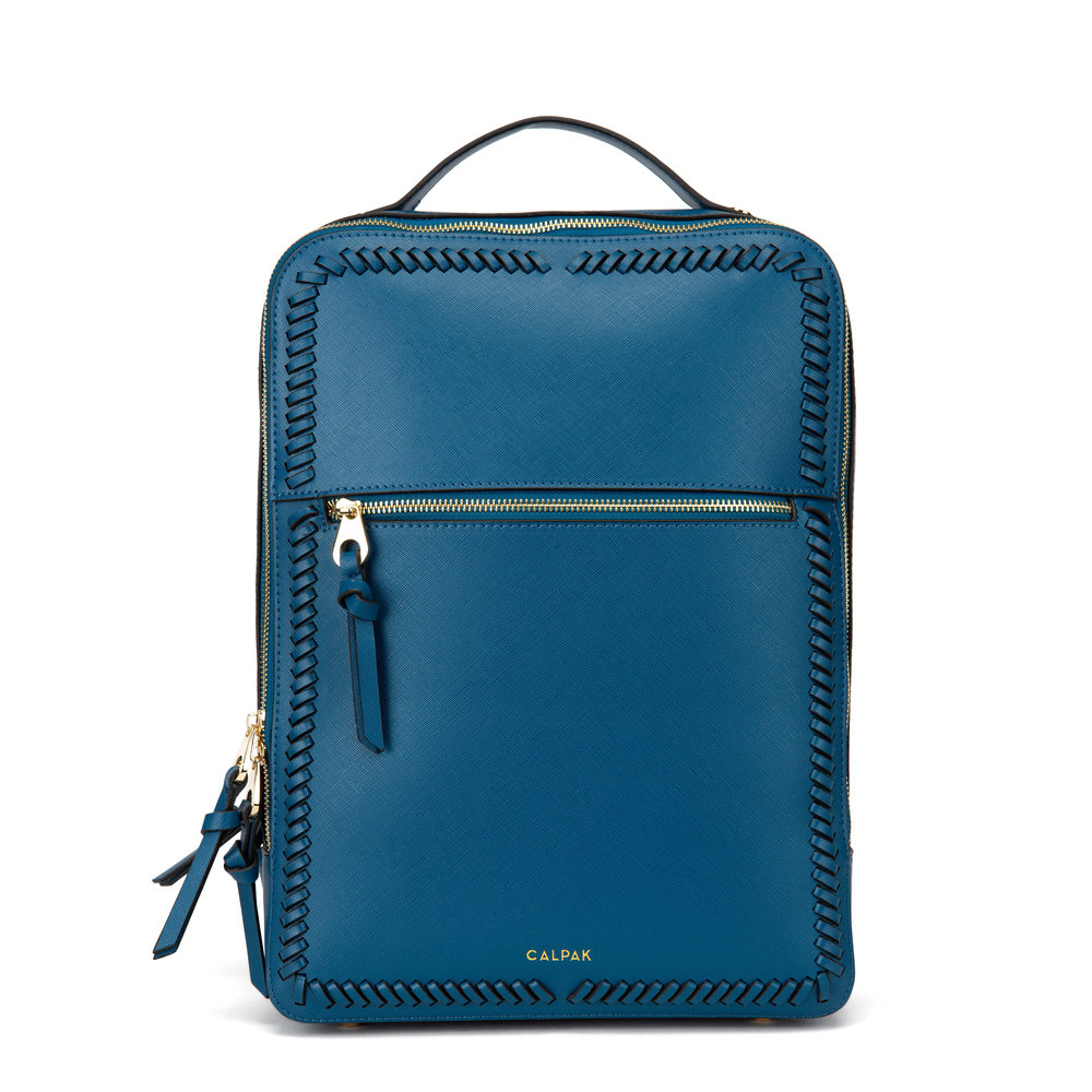 Kaya Laptop Backpack - Deep Sea