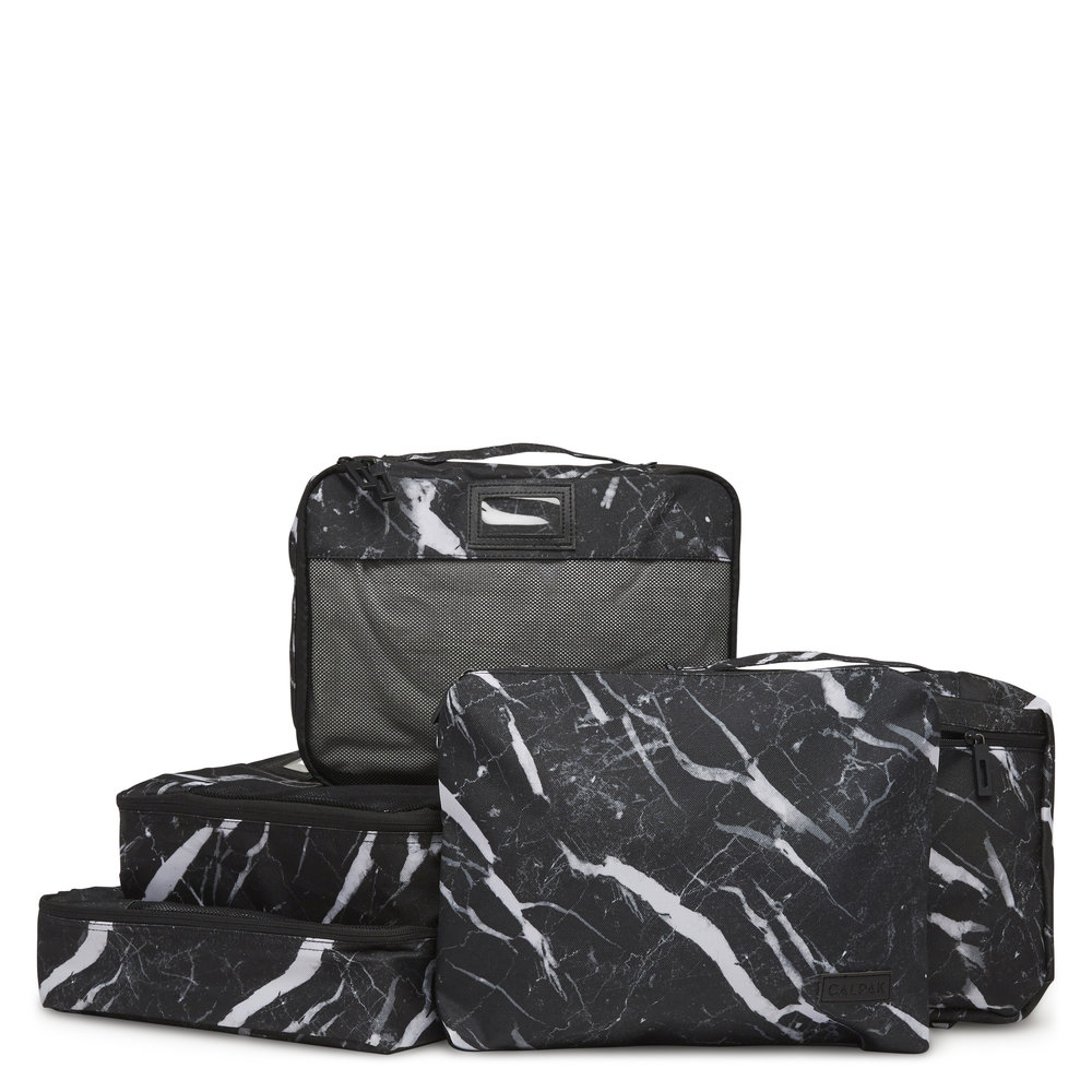 Packing Cubes - Midnight Marble