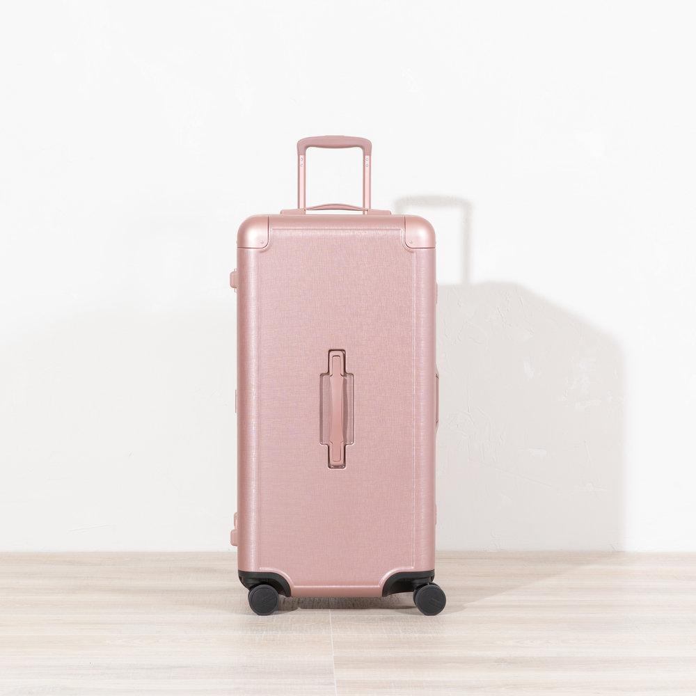 Jen Atkin x CALPAK Trunk Luggage - Pink -