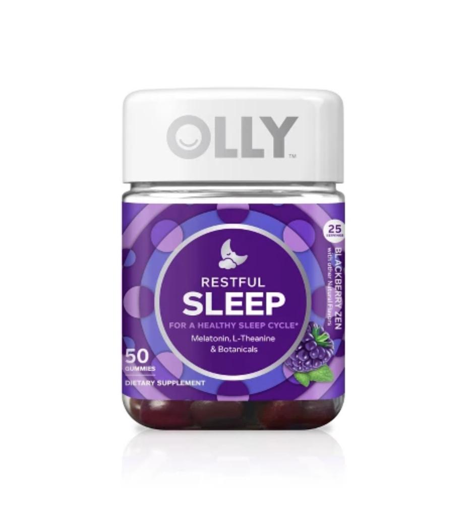 Restful Sleep Gummies by Olly