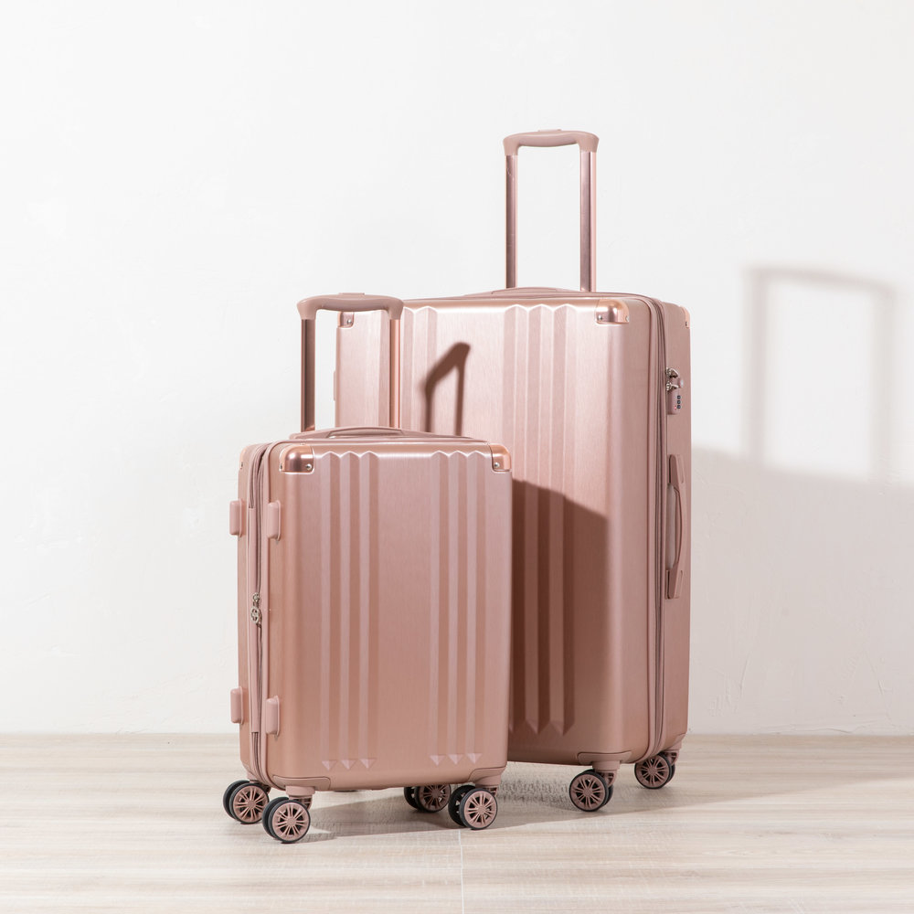 Ambeur 2 Pc. - Rose Gold -