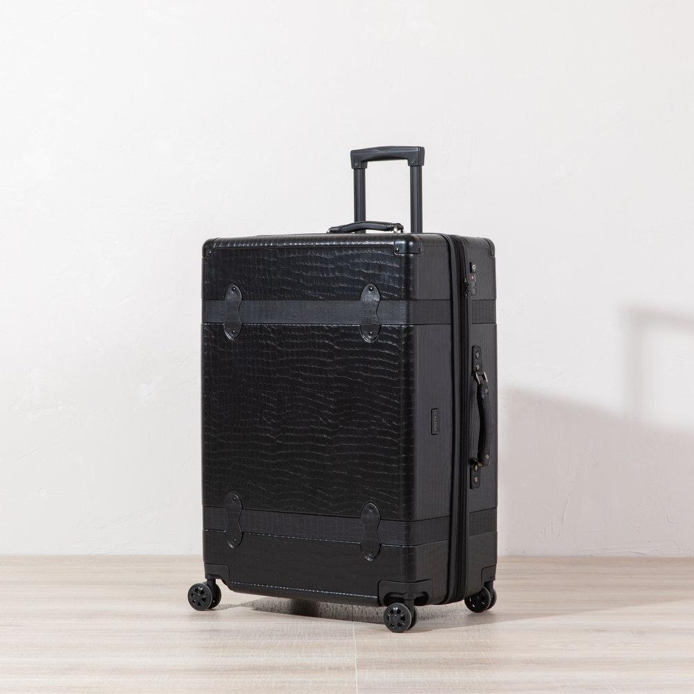 Trnk Large Luggage - Black -