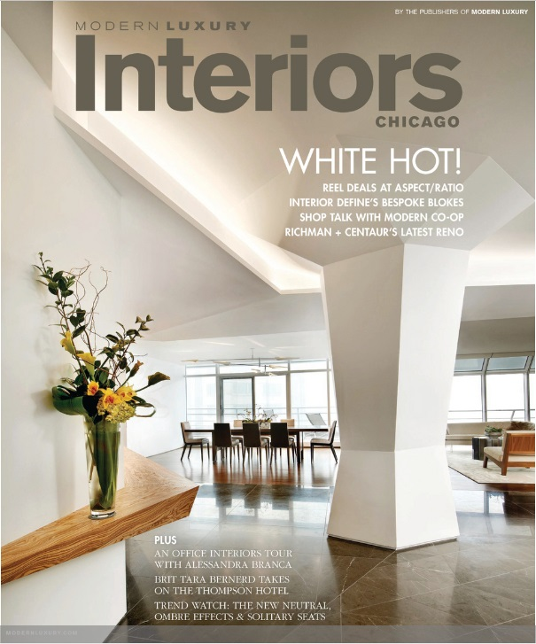 IN Interiors Chicago Modern Luxury Winter