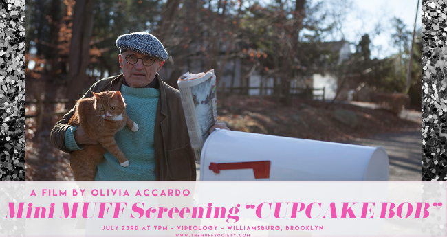 Mini MUFF Profile: Olivia Accardo - Playing with overarching themes of life, love and death,Cupcake Bobis a mark of the burgeoning talent that is Olivia Accardo. It is insightful and whimsical, and will make you want to hug your cat....full article
