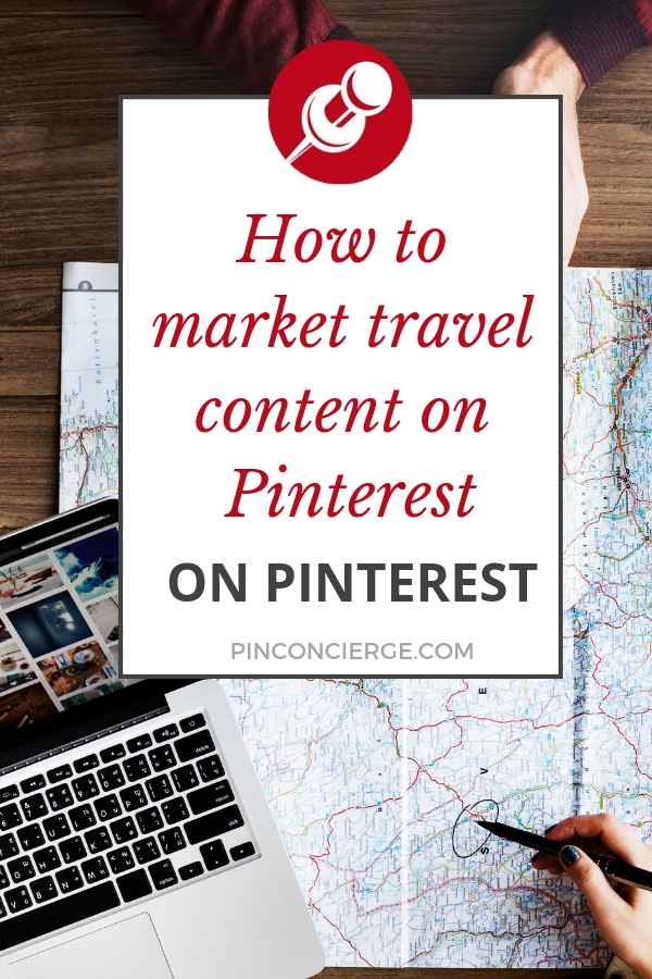 Travel Bloggers need to share their content on pinterest in the way that best fits the seasonality of the locations they write about. Travel ideas start early and that means you need to pin it all early #travelmarketing #pinterest
