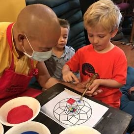 - Friday is also a day for special on-site activities with parents and community members. Students have studied whales with conservationists, discussed a doctor's experiences treating patients in Haiti, made sand mandalas with Buddhist monks, and heard Native American legends from a traditional story-teller.