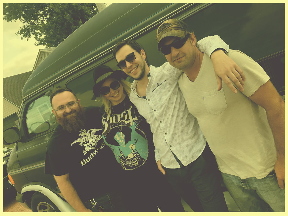 Bruiser Truckline - Bluegrass/country/folk quintet