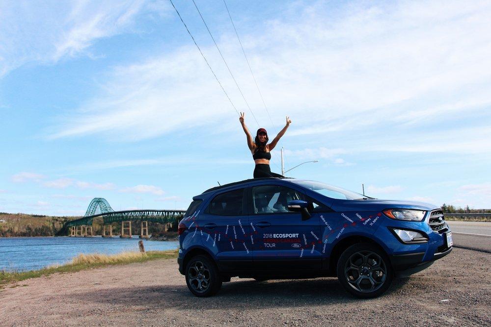Ford EcoSport Cross-Canada Tour | Nova Scotia | Sam D Squire