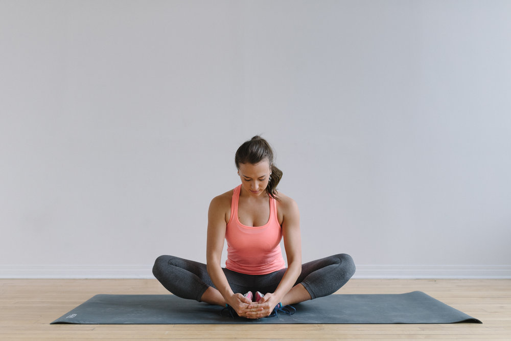Yoga for runners | Sam D Squire