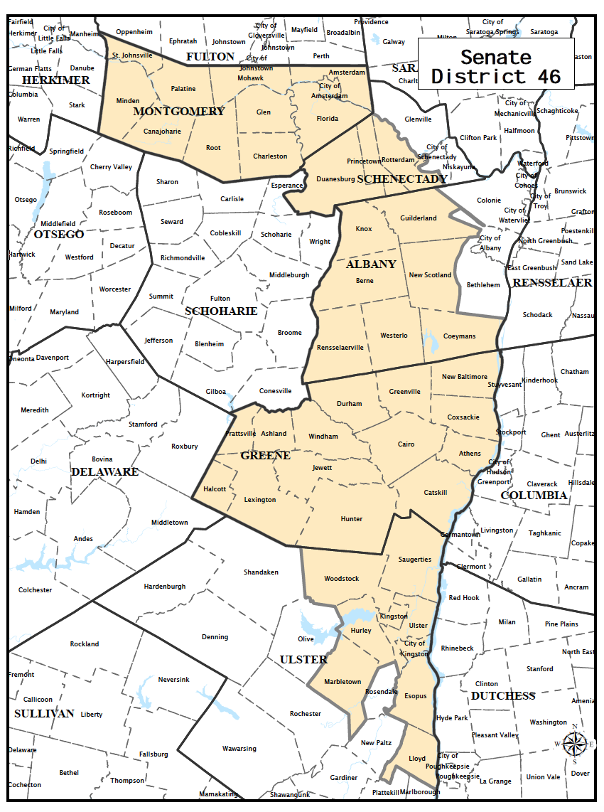 Map — Vote Pat Strong