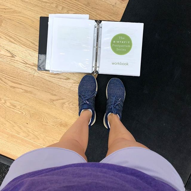 What a fun experience getting to work through the BIRTHFIT Postpartum Series myself, as I begin to introduce nutritious functional movement back into my weekly routine. ✨👊🏼 Mama's, this Series is GOLD. The Postpartum Series was designed to provide moms a space to connect, move, and heal with intention. 💚 • Join our mama tribe and get in on our next Postpartum Series beginning Tuesday, September 4th! 🙌🏼 Follow the link in our bio for full details, to sign up, and for dates of the remaining 3 Postpartum Series we're hosting yet in 2018! • #birthfitbrookings #fitness #nutrition #connection #mindset #movementislife #nutritiousmovement #postpartum #postpartumseries #functionalmovement #slowisfast