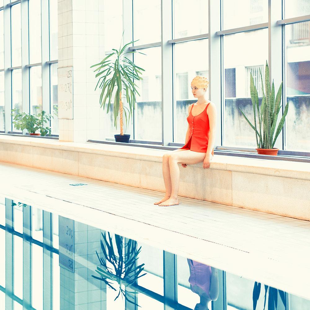 "©Maria Svarbová""Swimming Pool"""