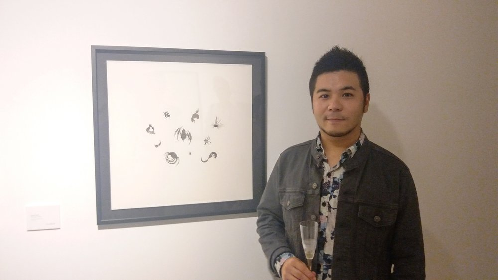 香港藝術家Bosco Law
