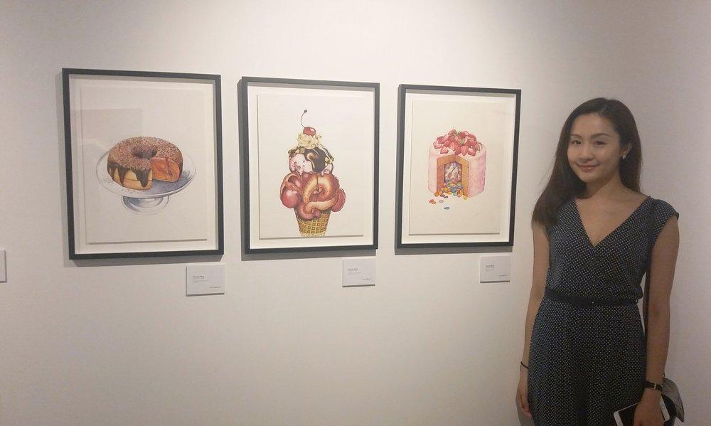 香港藝術家Vanessa Wong