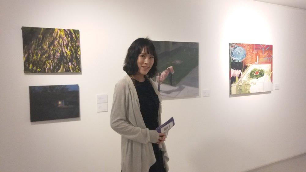 日本藝術家 Hina Maekawa