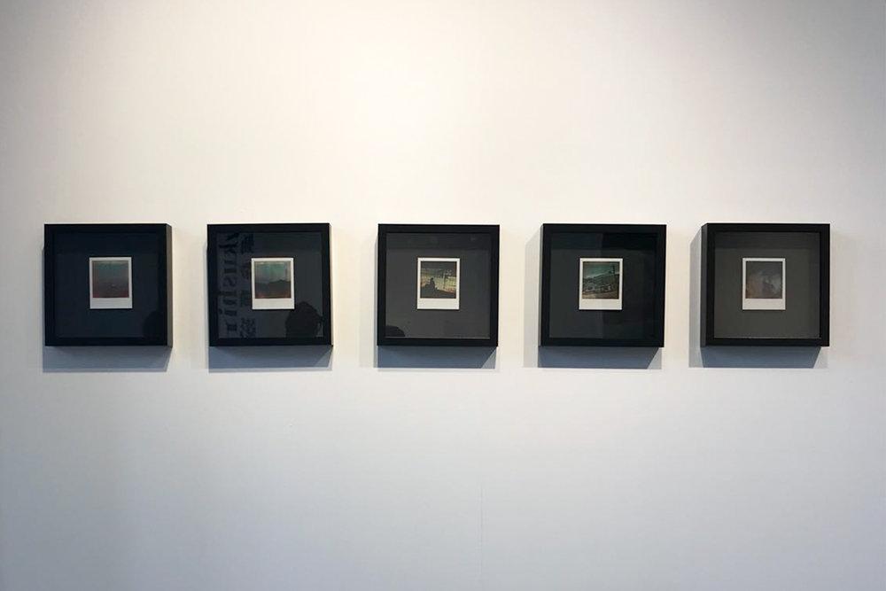黃勤帶與澳門藝術空間弘藝峰創作社合作,舉行《fukushima》攝影展。
