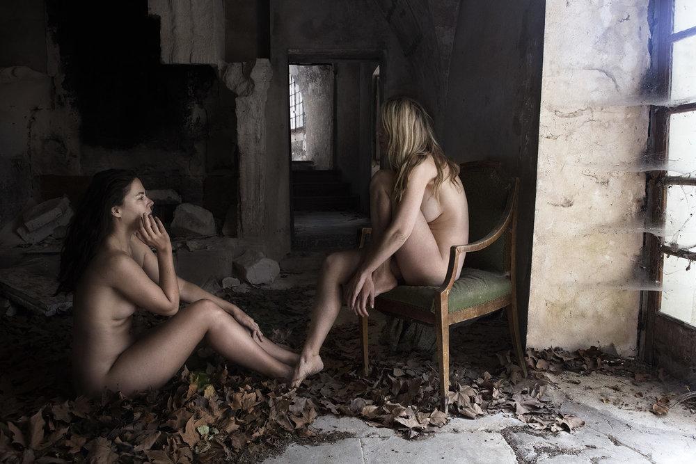 """©Emmanuelle Bousquet """"Sisters"""""""