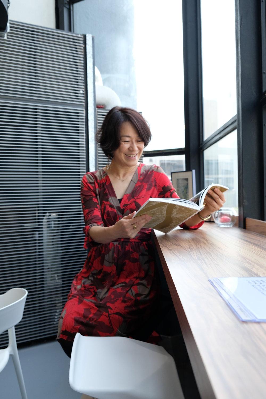 跟Aya聊天,感受到她對攝影的熱誠,同時對家鄉廣島的深厚感情。