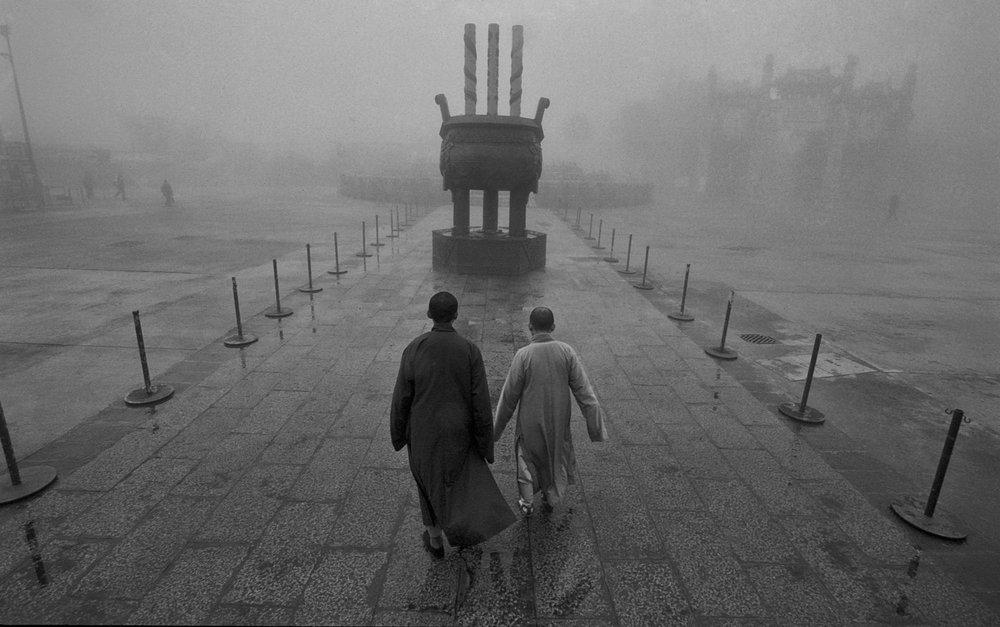 Two Monk © Palani Mohan