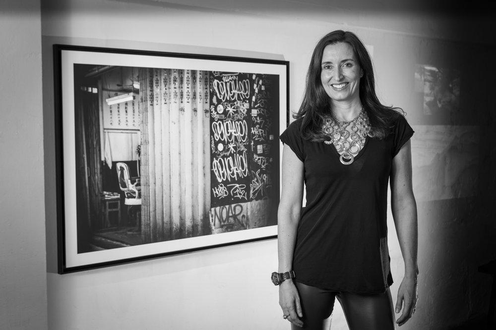 Saskia Wesseling - 居港荷蘭攝影師,以鏡頭發掘日常中的美麗。作品曾在Fine Art Aisa 2018、香港國際攝影節2018中展出。網站:http://saskiawesseling.com