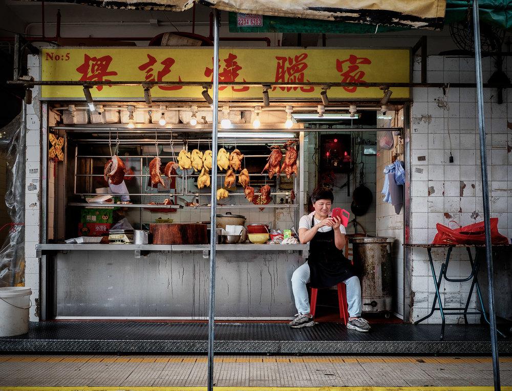 ©William Leung -「同一事物我喜歡用放大鏡去觀看,希望從一個大範圍內去尋找微小的東西。我並非視自己為一名攝影師,而只是一個單純的公共屋邨迷,相機只是我記錄屋邨面貌的工具。」