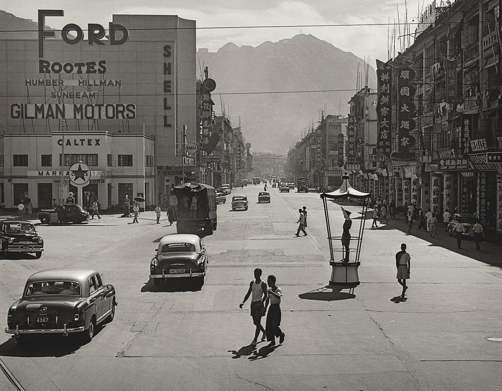 Fan Ho 'Recollection of Wan Chai(灣仔集體回憶)' Hong Kong 1950s and 60s, courtesy of Blue Lotus Gallery