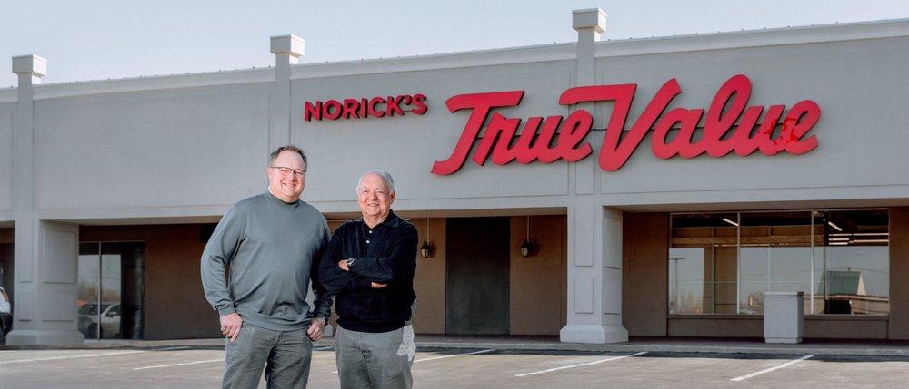 Lance & Ron Norick