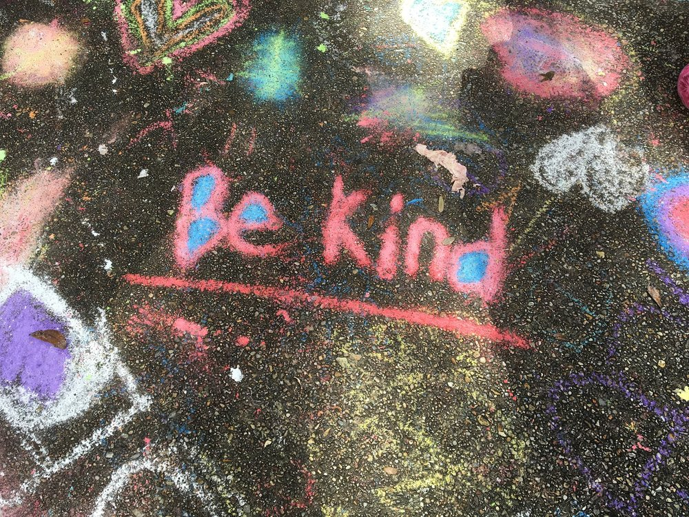 - Being kind doesn't mean being a doormat