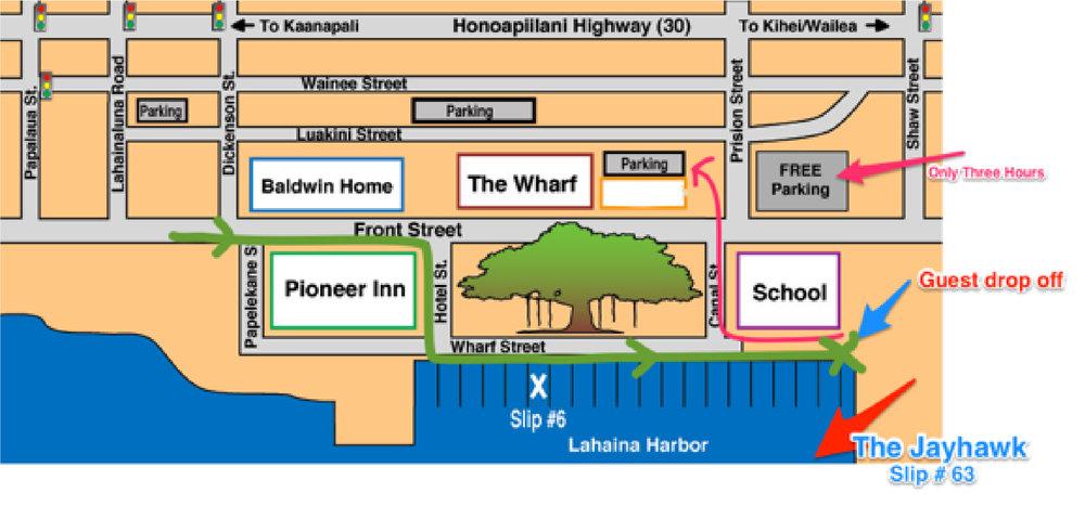 Lahaina Harbor, 37 Canal St, Lahaina, HI 96761