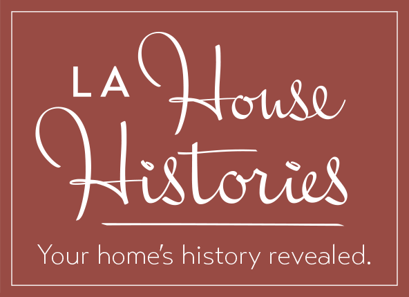 Los Angeles House Histories by Home Biographer David Silverman