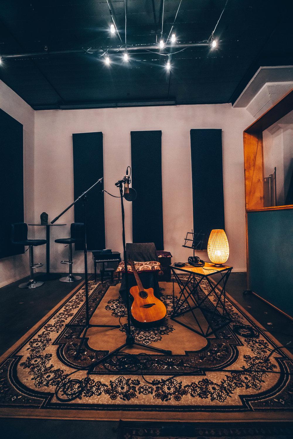 Neon Sound LA Recording Studio