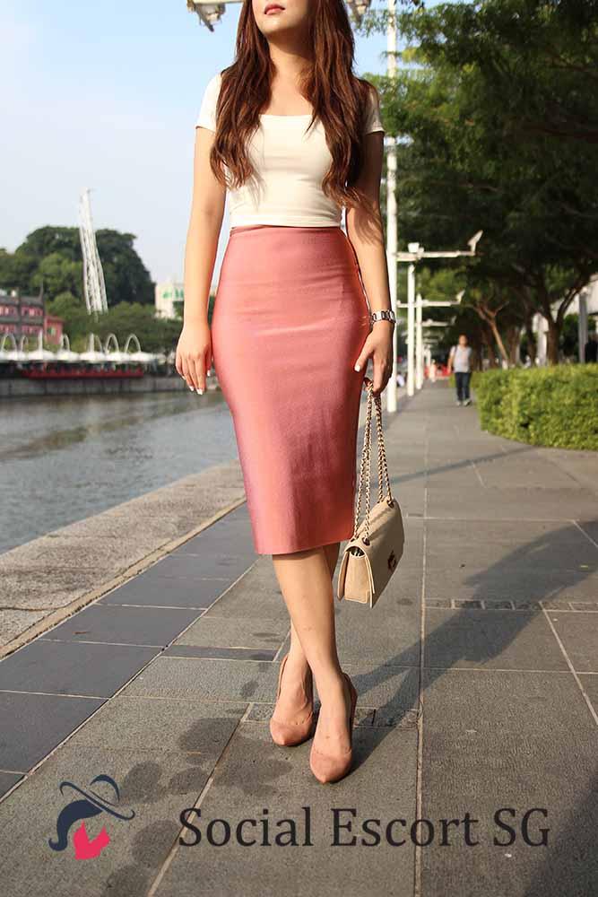 Escort Agency Singapore girl
