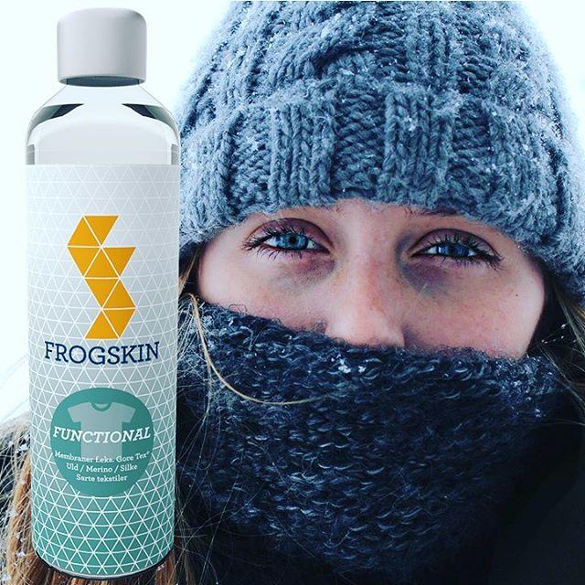 Efteråret er godt i gang, uld tøjet skal gøres klar ! Frogskin Functional vasker uld rent! Uden parfume, parabener, MI og farvestoffer.  Link i bio.  #frogskindk #løb #outdoor #udstyr #vaskemiddel #uld #strik