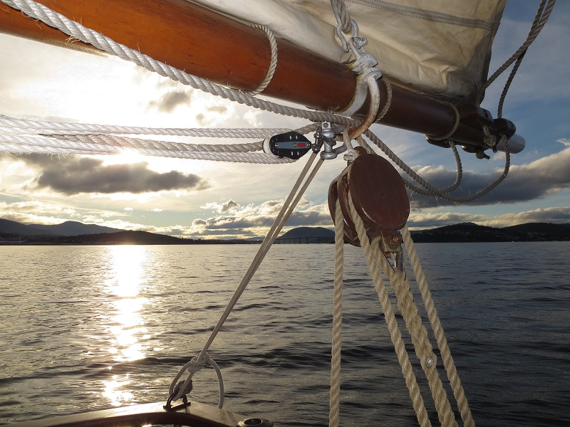 We sail most weekends and in summer twilight sails, too.