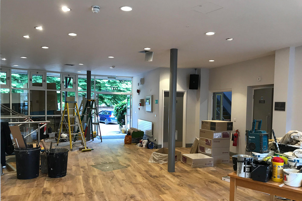 Bedford Girls' School Drama Block Refurbishment