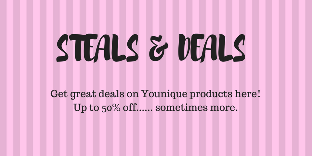 See what amazing deals we currently have in our  Steals & Deals  section - changes regularly so check back for great offers!