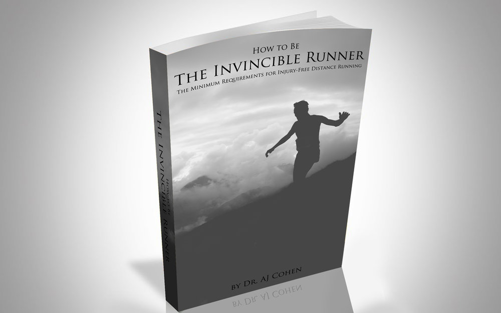 How to BeThe Invicible Runner - Download my FREE Runner eBook