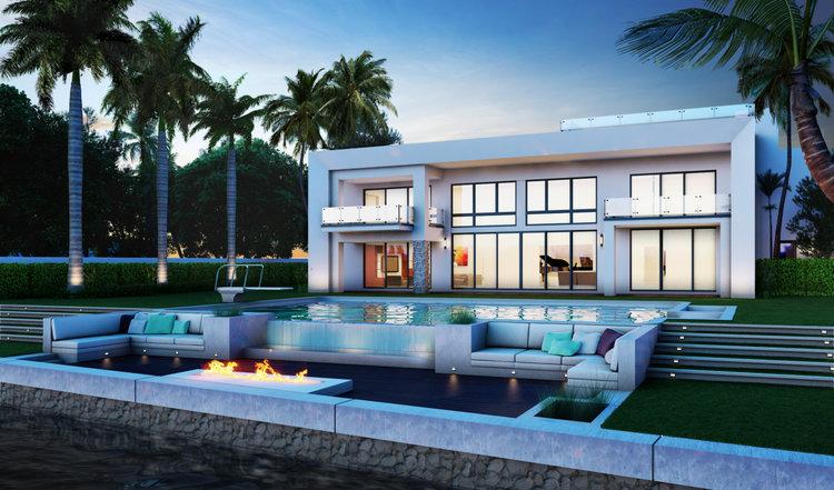 1430 South Ocean Drive - $4,000,000