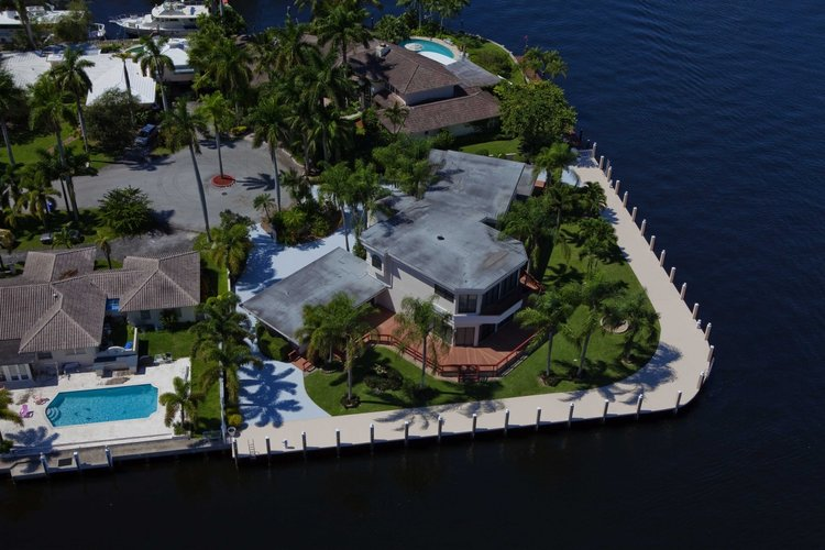 244 Royal Palm Drive - $5,500,000