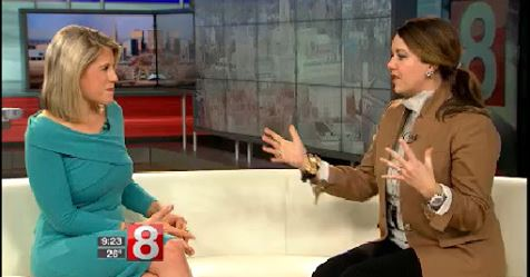 1/26/18 On-Air Style Segment, WTNH Channel 8  - What is a Capsule Wardrobe?