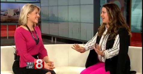 1/19/18 On-Air Segment, WTNH Channel 8 - Tips for selling and donating clothes