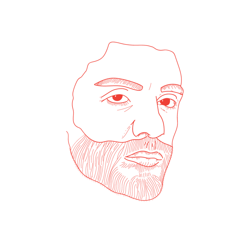 Oscar Isaac Illustration. Personal. 2016