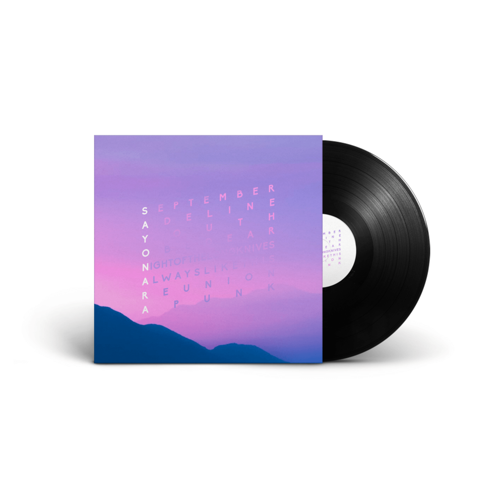 Vinyl Sleeves. Freelance. 2017