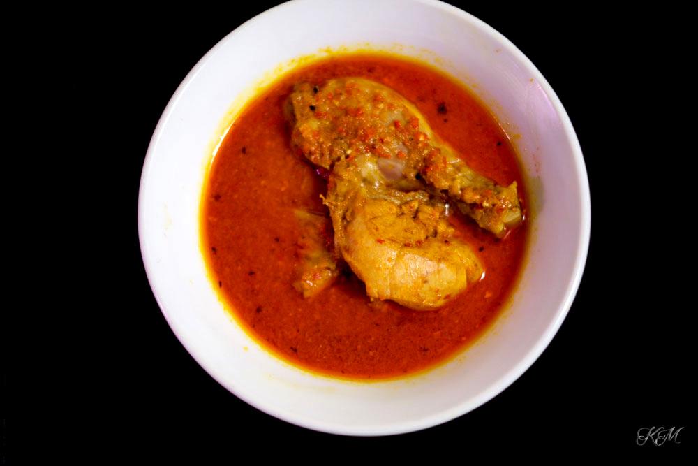 Skinny Chicken Curry