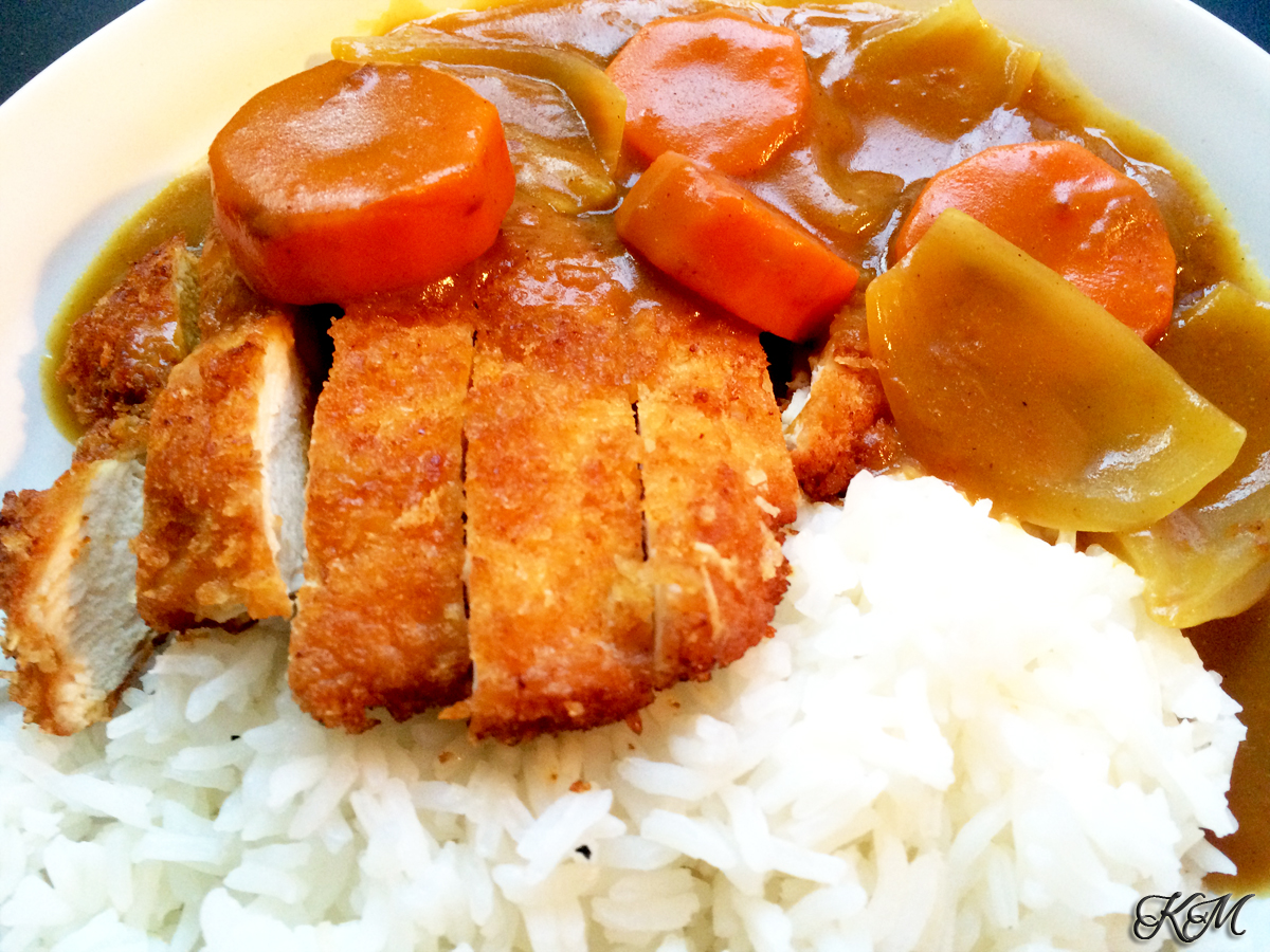 Japanese Curry Rice