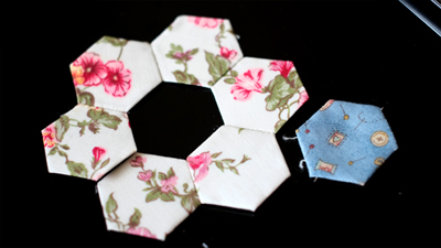 Patchwork Floral Pattern