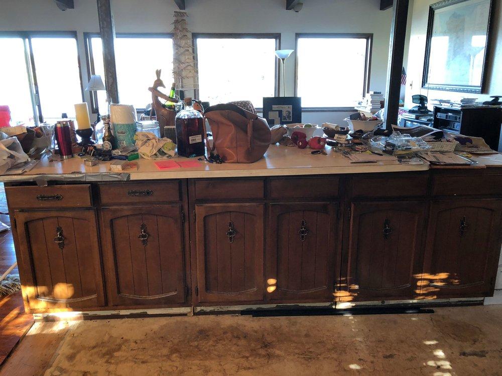 Campbell Lake Kitchen Bar September 2018