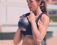 Kettlebell Personal Trainer in the South Bay.